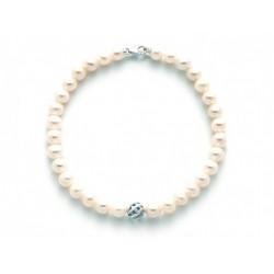 Bracciale di perle e oro...