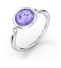 Anello Tahlia Ring, Purple,...