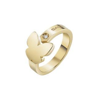 Anello farfalla in oro...
