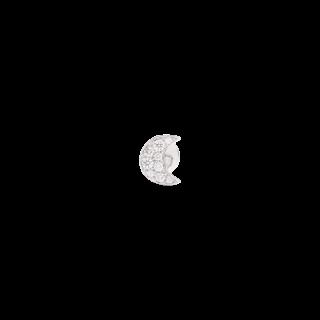 Orecchino Luna Prezioso
